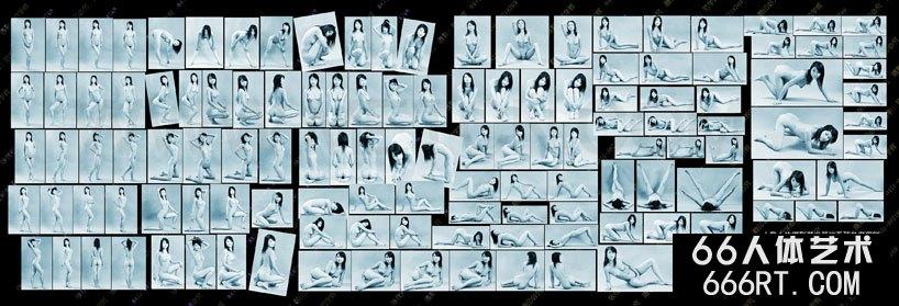 人体艺术写真基础姿态参考100图一,gogo正版人体后
