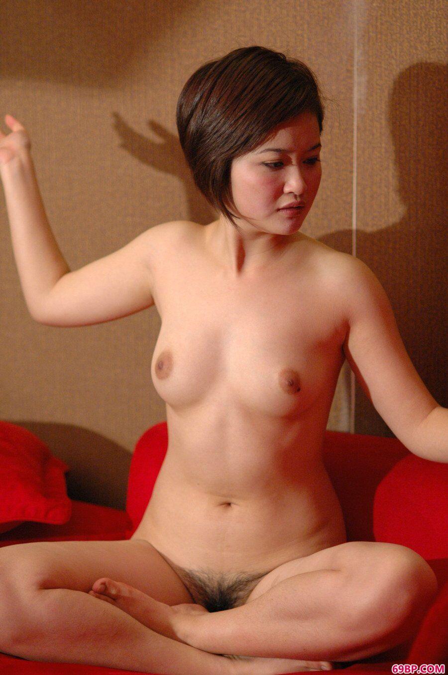裸模Judy最新约拍人体艺术