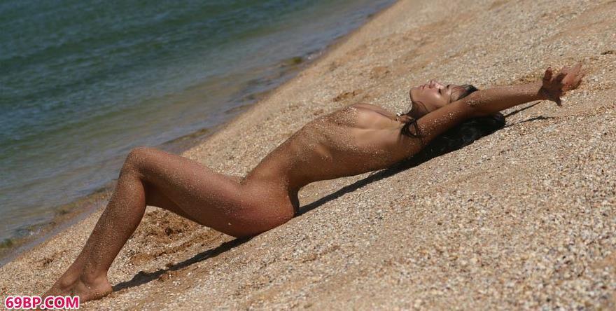 坦噶海滩景美美模更美5