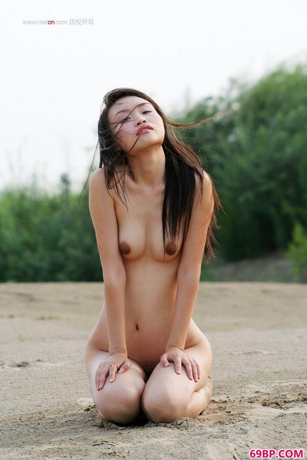 李亚丹《Green》3_韩国美女艺术