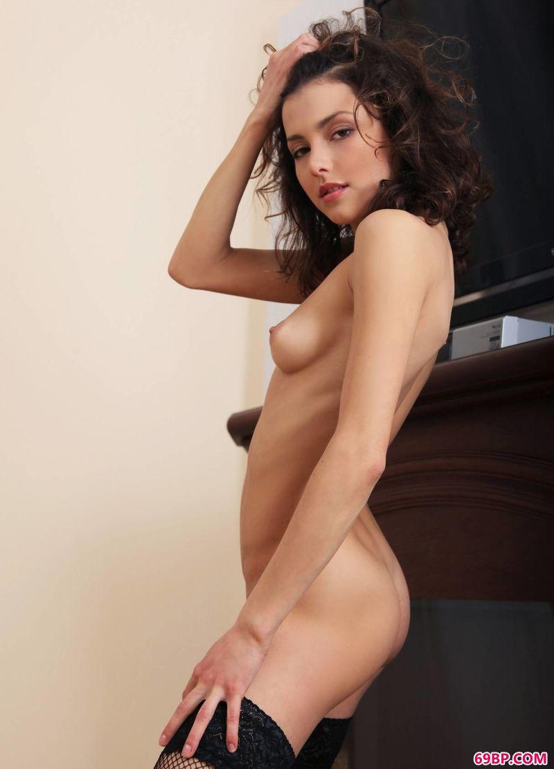 古典家居纯美人体裸模Divina