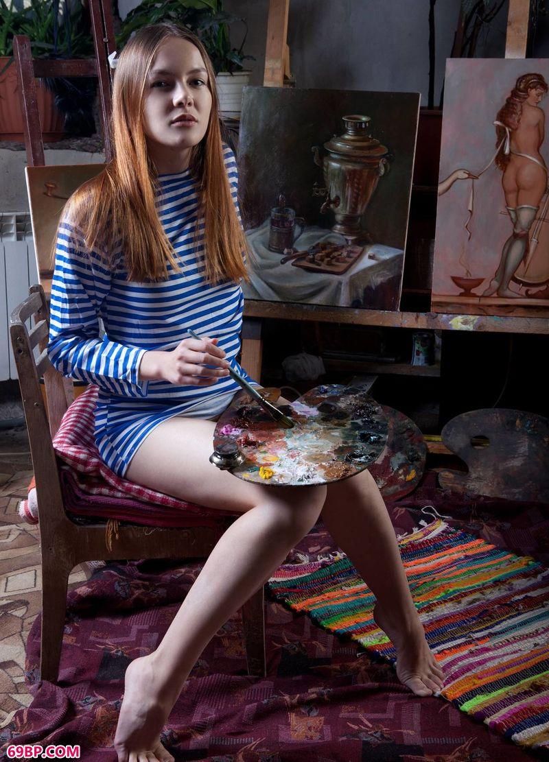 油画人生裸模shaya_国模欢欢出白浆图