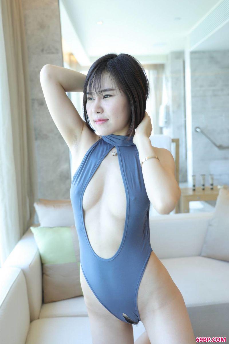 37P人体艺术_裸模胡雪私密美体